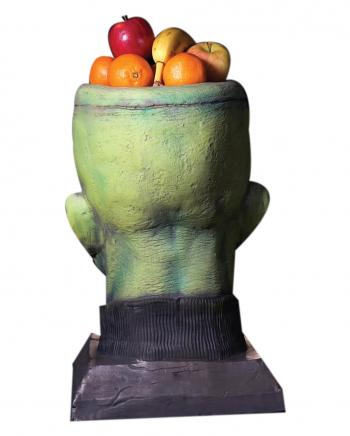 Frankenstein Monster Candy Bowl