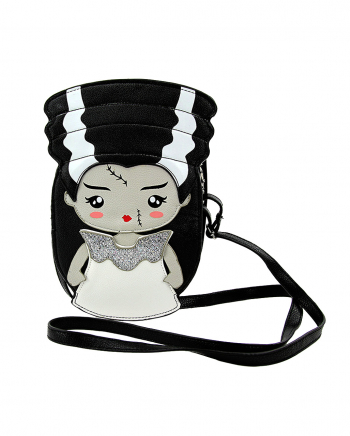 Frankensteins Bride Shoulder Bag Vinyl