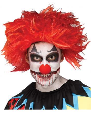 Freaky Clown Perücke