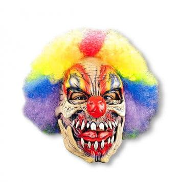 Freaky Clown Maske