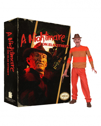 A Nightmare on Elm Street Freddy Krueger Figur