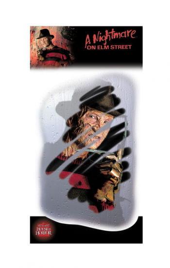 Freddy Krueger Glas Folie
