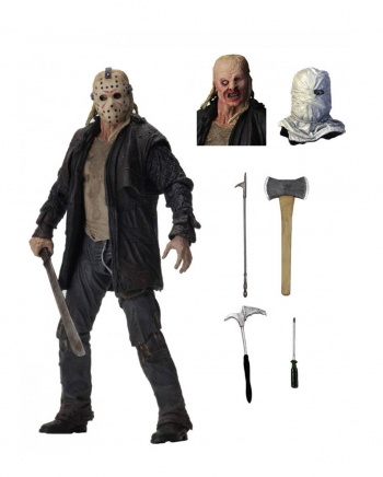 Friday the 13th Sammlerfigur Jason 20cm
