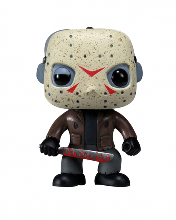 Friday The 13th - Jason Voorhees Funko POP! Figure