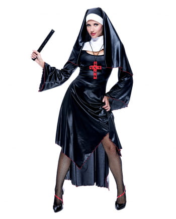 Frivolous Nun Costume