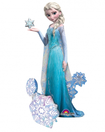 Frozen Elsa AirWalker XXL Folienballon