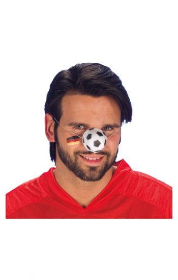 Fußball Nase soft