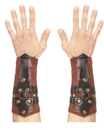 Gladiatoren Armschienen