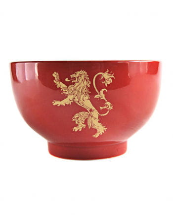 Game of Thrones Haus Lannister Schale