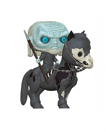 Game Of Thrones White Walker On Horse Funko Pop!