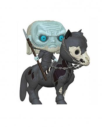 Game of Thrones White Walker on Horse Funko Pop!