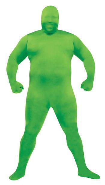 Skinsuit XL grün
