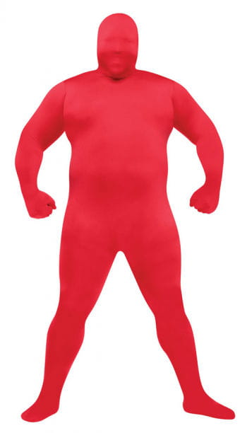 Full Body Suit XL Red