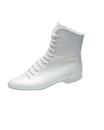 Guard boots white