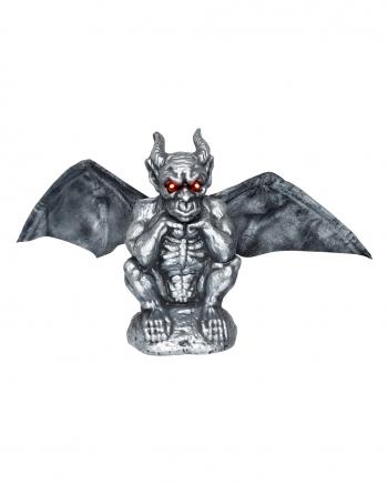 Gargoyle mit sich bewegenden Flügeln 17cm
