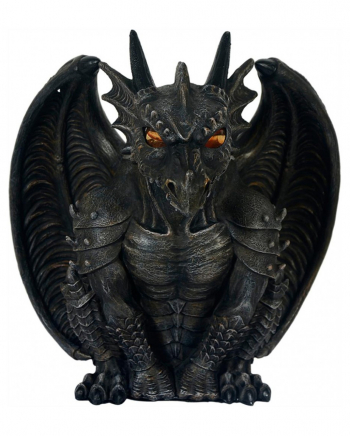 Fantasy Dragon With Tea Light
