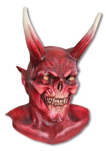 Horned Satan Mask