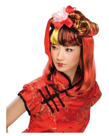 Asiatische Dragon Lady Perücke