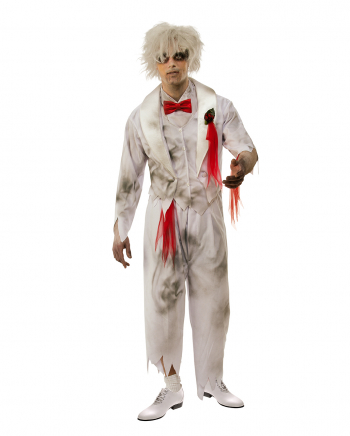 Ghost Groom Costume For Men