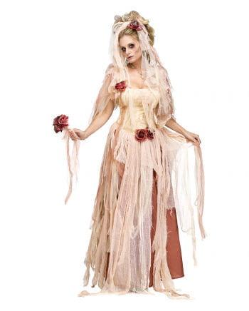 Edles Geister-Braut Kostümkleid