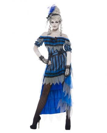 Saloon Lady Gespenst Kostüm