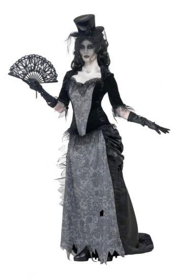 Schwarze Geister Witwen Kostüm