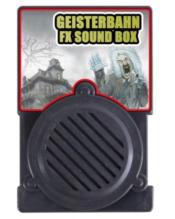 FX Box Geisterbahn Sound