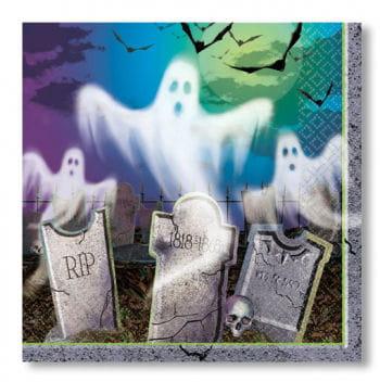 Napkins Ghost Design