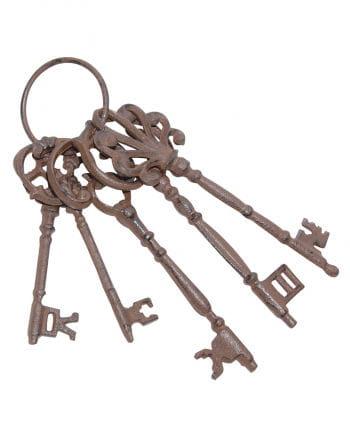 Gespensterschloss Schlüsselbund