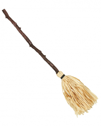 Curved Witches Broom Dismountable 125 Cm