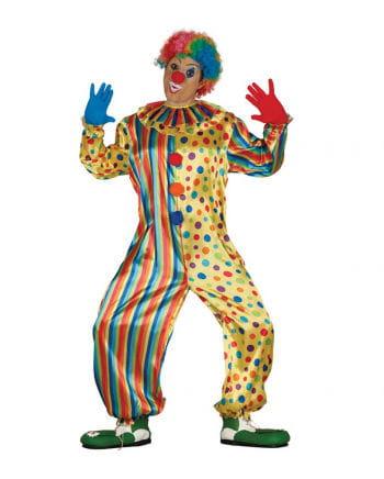 Gepunkteter Clown Jumpsuit