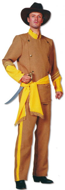 Southern General Costume 3 pieces