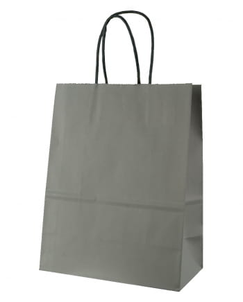 Gift Bag Gray Big
