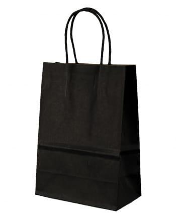 Gift Bag Black Small