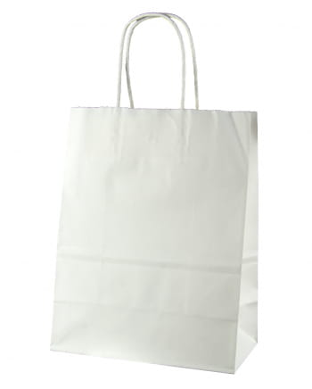Gift Bag White Big