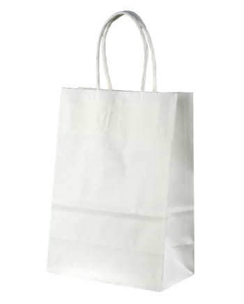 Gift Bag White Small
