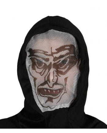 Ghosts Hooded Mask