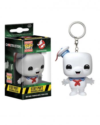 Ghostbusters Stay Puft Funko Schlüsselanhänger