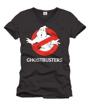 T-Shirt mit Ghostbusters Logo