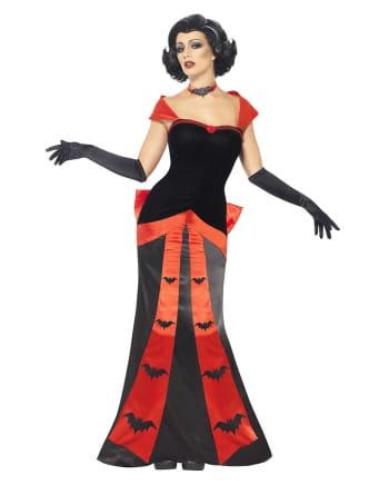 Glamour Vampiress Damen Kostüm