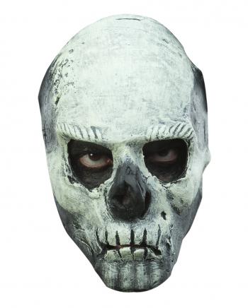 Skull Maske Nachtleuchtend