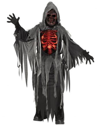 Glowing Reaper Kid Costume