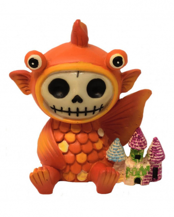 Gold Fish - Furrybones Figure Small