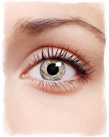 Gold schimmernde Kontaktlinsen