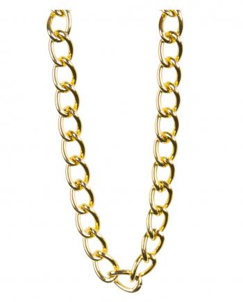 Rapper Kette gold 100cm