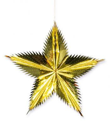 Deco Star Gold 50cm