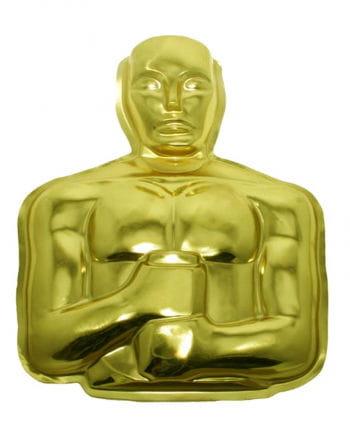 Goldener Oscar Wandbild
