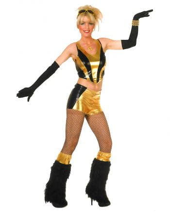 80er Jahre Pop Diva Kostüm