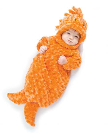 Goldfish baby costume