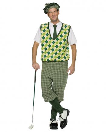 Retro Golfer Kostüm